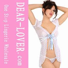 vendita calda ingrosso Gigi pianura perizoma donne in lingerie trasparente