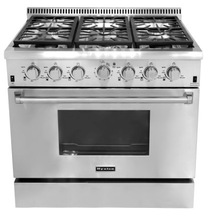 Countertop Gas Stove Price : HRG3603U stainless steel counter top gas stove