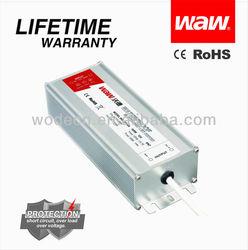 48v 100w BG waterproof Led drive with CE ROHS