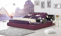 home furniture tatami fabric bed set2014