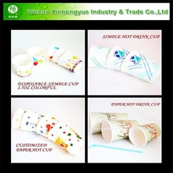 Good Quality Raw Material and Eco-friendly Paper Cups for Coffe