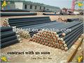 St 35.8 de carbono de tubos de acero