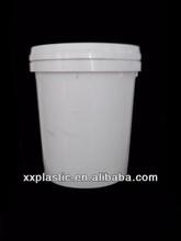 plastic tool barrels paint bucket/ 20L plastic drum
