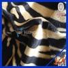 Polyester Knitting Printed Fabric/Printed Velvet Fabric/Velvet Fabric