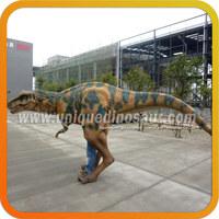 Plastic Dinosaur Suits Dinosaur Costume Inflatable
