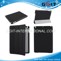 New Arrival Leather Tablet Case For iPad 5 Case with Stand