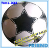 official size and weight Top Grade Germany Supermarket Promotion PU Football