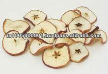 Natural dried fruits slice like mango, apple, strawberry, Kiwi fruit slice
