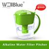 Hot Selling Alkaline Water Filter Jugs L-PF601 (pH : 8.5-10.4 ,ORP -100mv to-300mv)