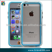2014 new prodct glossy design bumper phone case for Apple Iphone 5C