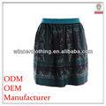 nova chegada muito agradável modelos de saias curtas