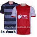 Camisa de futebol atacado sportswear, homens de criar modelos de uniformes de futebol, atacado de roupas esportivas