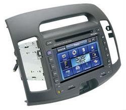 For HYUNDAI Korean car 7 inch DVD player+Radio+SD+Ipod+Bluetooth+iPod+GPS
