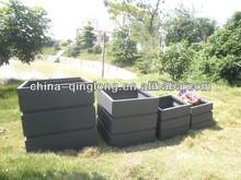 cube pots home and furniture decoration STACKABLE PLANTER/POT