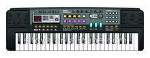 49 keys plastic piano keyboard MQ4910