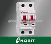 2P Dc Protection Solar Circuit Breaker 110v Switch