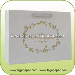 customized tote bag,ladies shopping bag,cheap logo hot stamping shopping tote bags