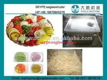 Automatic vegetable/onion/potato/garlic/carrot grinder/cutting machine