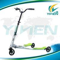 three wheels tri speeder scooter for adult