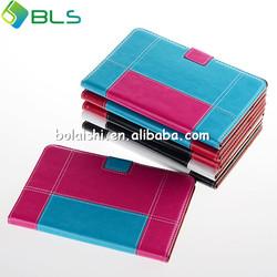 For ipadmini case /colour fashion cover pc hard case for mini hand strap case for ipad mini