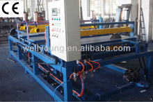 extruded polystyrene sheets production line