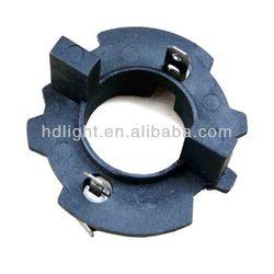 hot sales !Car HID xenon bulb base/hid lamp holder /HID Conversion Bulb Holder Headlight Base Adapter H7