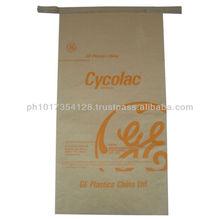 Kraft Paper + PP Bag