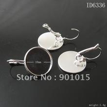 Beadsnice brass finding brass earring hook clasps jewelry making ID 6336