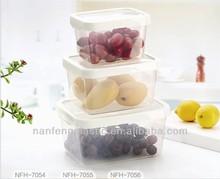 food storage container,plastic crisper,Plastic preservation box