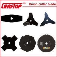 strimmer blade for brush cutter manganese material