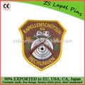 Nosotros uniforme militar parche bordado/el parche del brazo