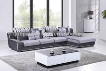 modern design fabric corner sofa relax sofa L6088#
