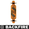 Backfire FIBERGLASS DROP CARVE LONGBOARD SKATEBOARD CRUISING! Professional Leading Manufacturer