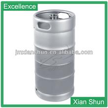 TIG welding stainless steel wine barrel