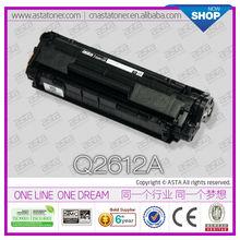 Q2612A laser toner cartridge for HP printer 1010