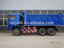 Shacman F3000 6x4 dump vehicle