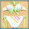 flower micro bikini 2013 for mature elegant women