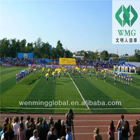 Good Quality Rubber Floor for Soccer Field/ Grass for Sport Places