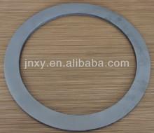 Manufacture carbide valve seat ring
