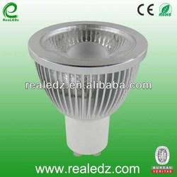 New AC85~265V 5w GU10 MR16 short neck 38degree cob led spot light