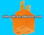 American style vinyl plug socket