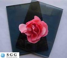 Dark grey reflective black glass sheet manufacturer