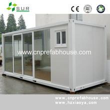 Export prefab house