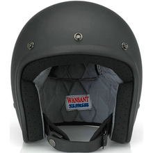 fashional snow helmet black color motorcycle