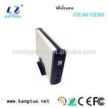 2014 high-end 3.5 inch USB3.0/USB2.0 hdd case 3tb