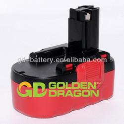 Bosch 18V power tool battery 2 607 335 536, BAT180, NI-MH, 3.0Ah/3.3Ah