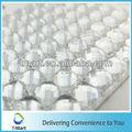 resina cristal etiquetas auto adesivas 4mm quadrado para decoração