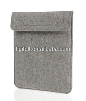 Soft Felt Laptop Case Sleeve For Pad