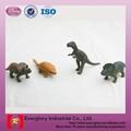 3d mini de plástico modelo de dinosaurio