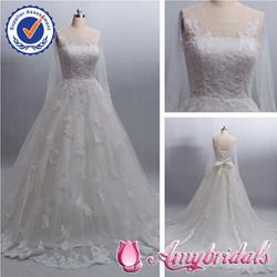 SA1035 muslim bridal wedding dress long sleeve lace wedding dresses suzhou wedding dress